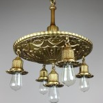 Antique Brass Lighting Fixtures