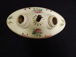Antique Ceramic Light Fixtures
