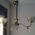 Antique Electric Light Fixtures