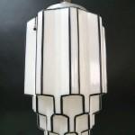 Antique Glass Light Fixtures