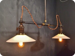 Antique Light Fixtures Parts