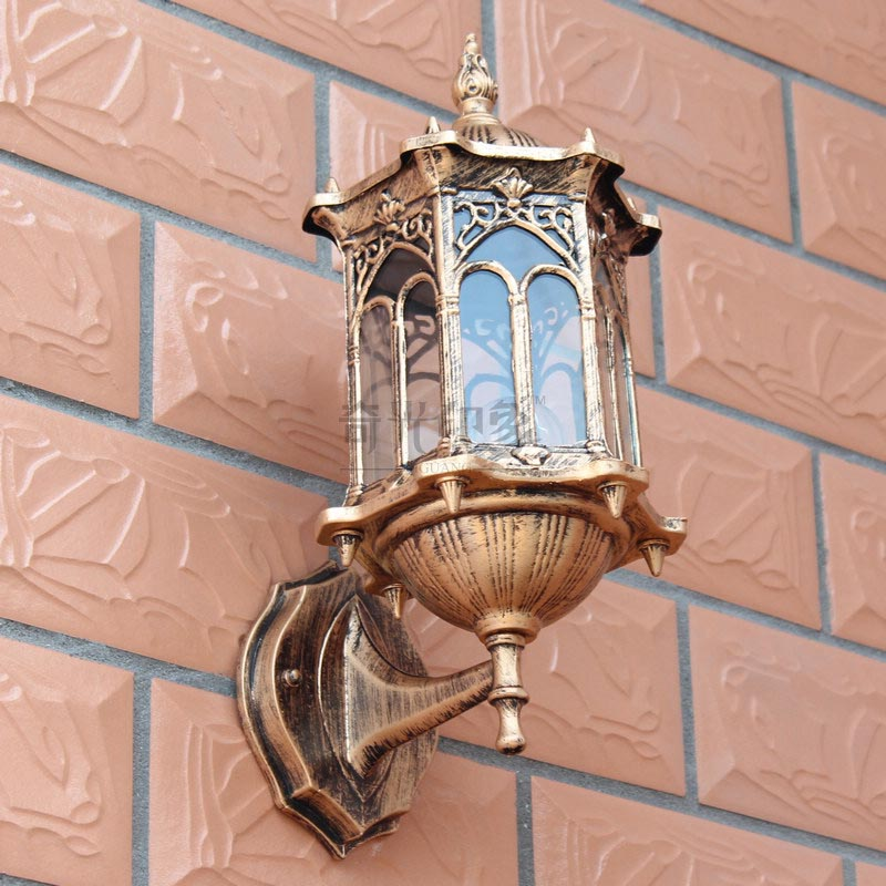 Antique Outdoor Light Fixtures