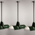 Antique Porcelain Light Fixtures