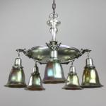 Antique Silver Light Fixtures