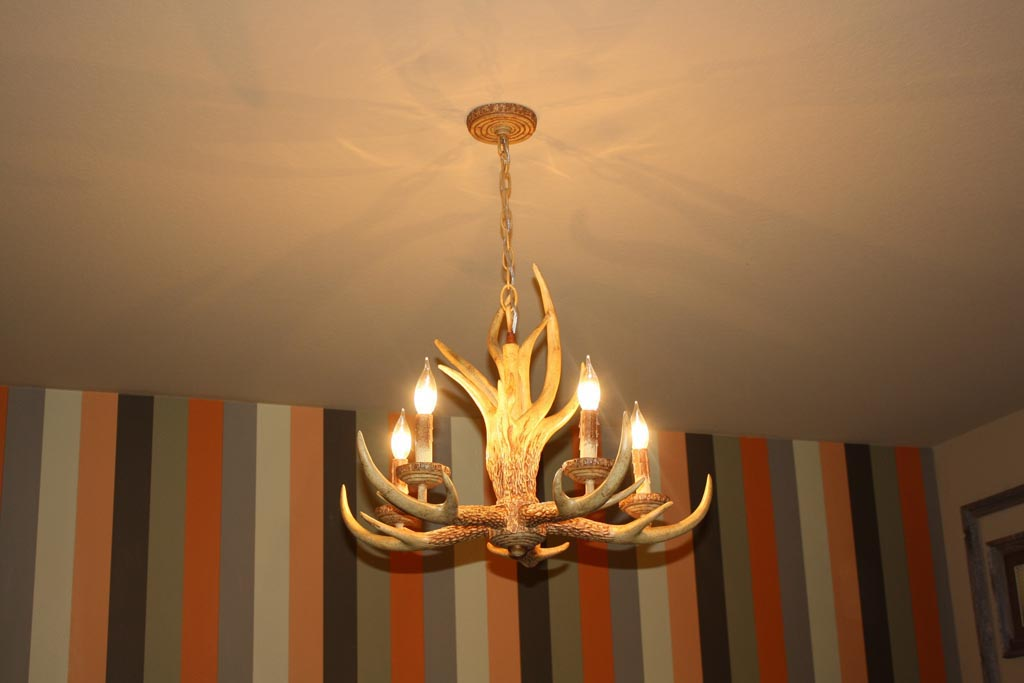 Antler Ceiling Light Fixtures
