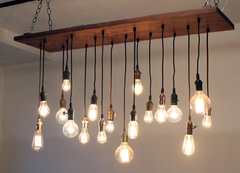 Barn Style Light Fixtures Design Ideas