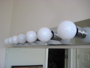 Bath Bar Light Fixture