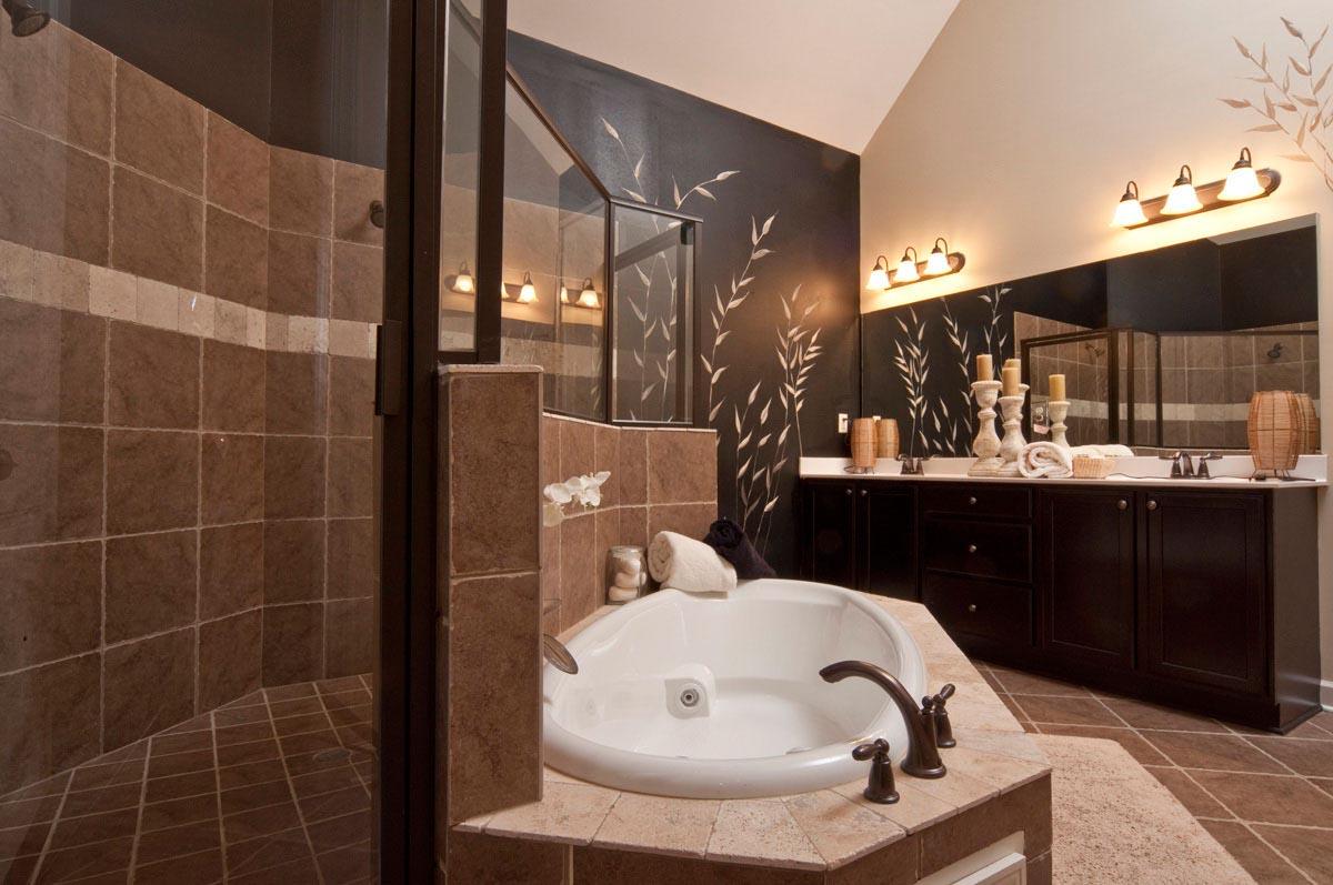 Bathroom Light Fixture Bronze