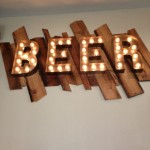 Beer Bar Light Fixtures