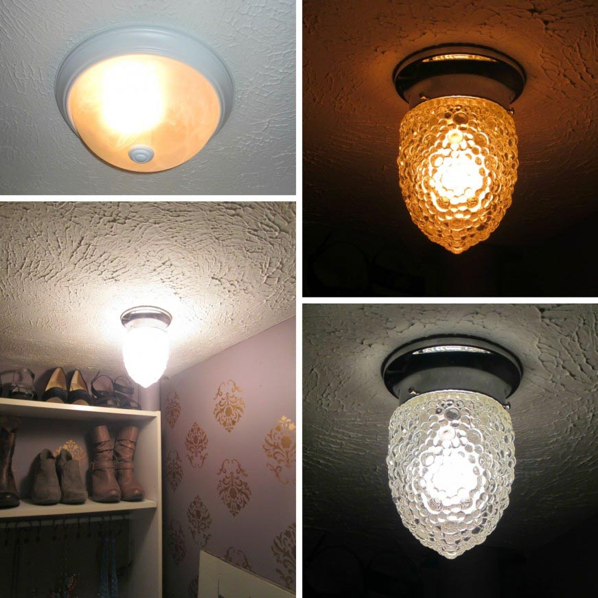 Amazing Best Closet Light Fixture