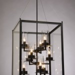 Black Foyer Light Fixtures