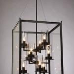 Black Foyer Light Fixtures