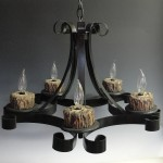 Black Iron Light Fixtures