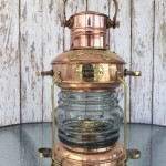 Brass Nautical Light Fixtures