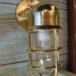 Brass Nautical Lighting Fixtures