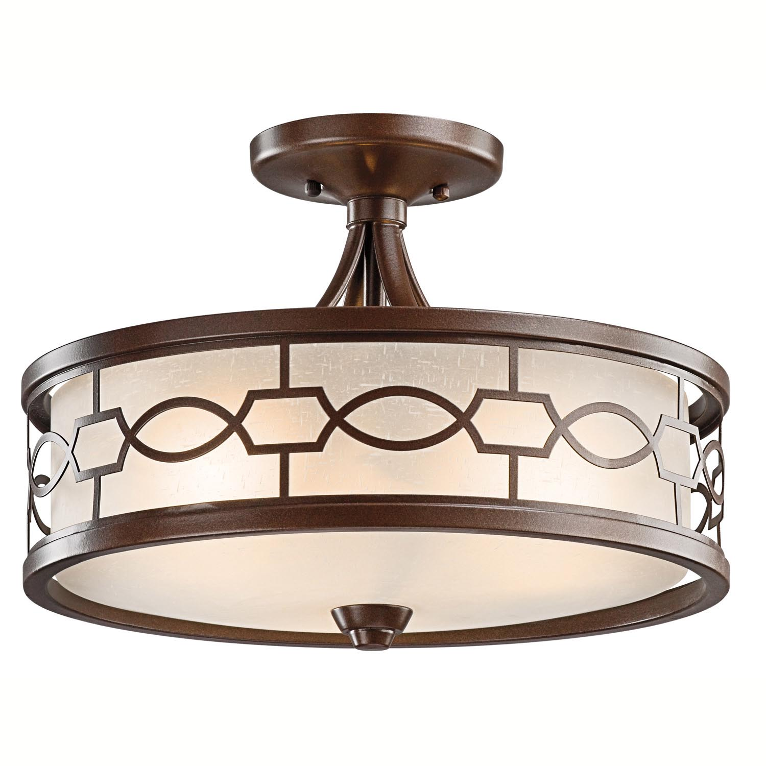 Bronze Ceiling Light Fixture