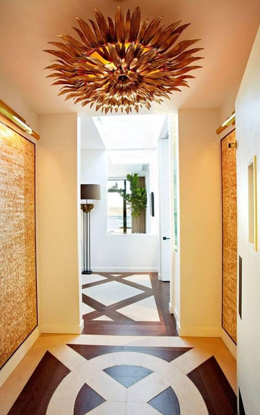 Bronze Hallway Light Fixtures