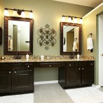 Bronze Vanity Light Fixtures