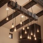 Build Wooden Light Fixture