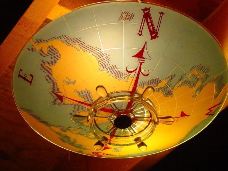 Ceiling Nautical Light Fixtures