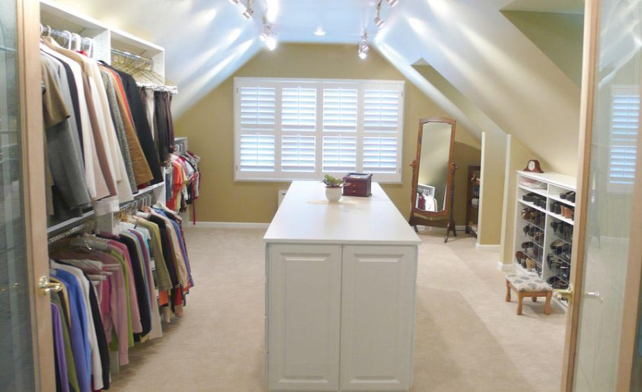 Closet Light Fixtures Ideas