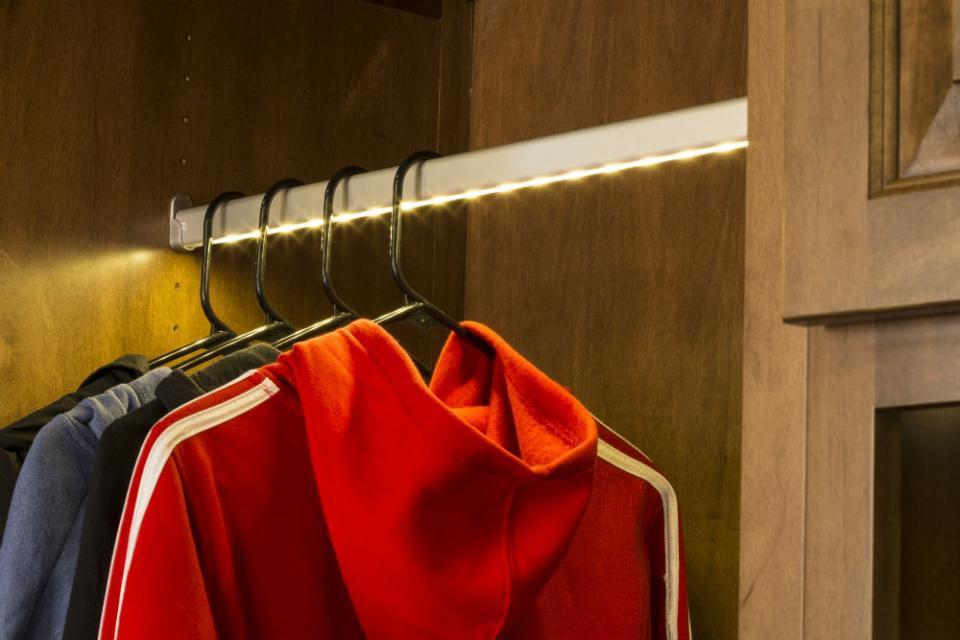 Closet Rod Light Fixture Light Fixtures Design Ideas