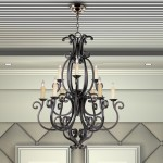 Colonial Foyer Light Fixtures