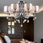 Contemporary Foyer Lighting Fixture