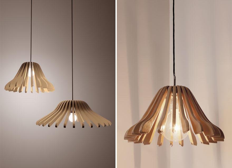 Cool Homemade Light Fixtures