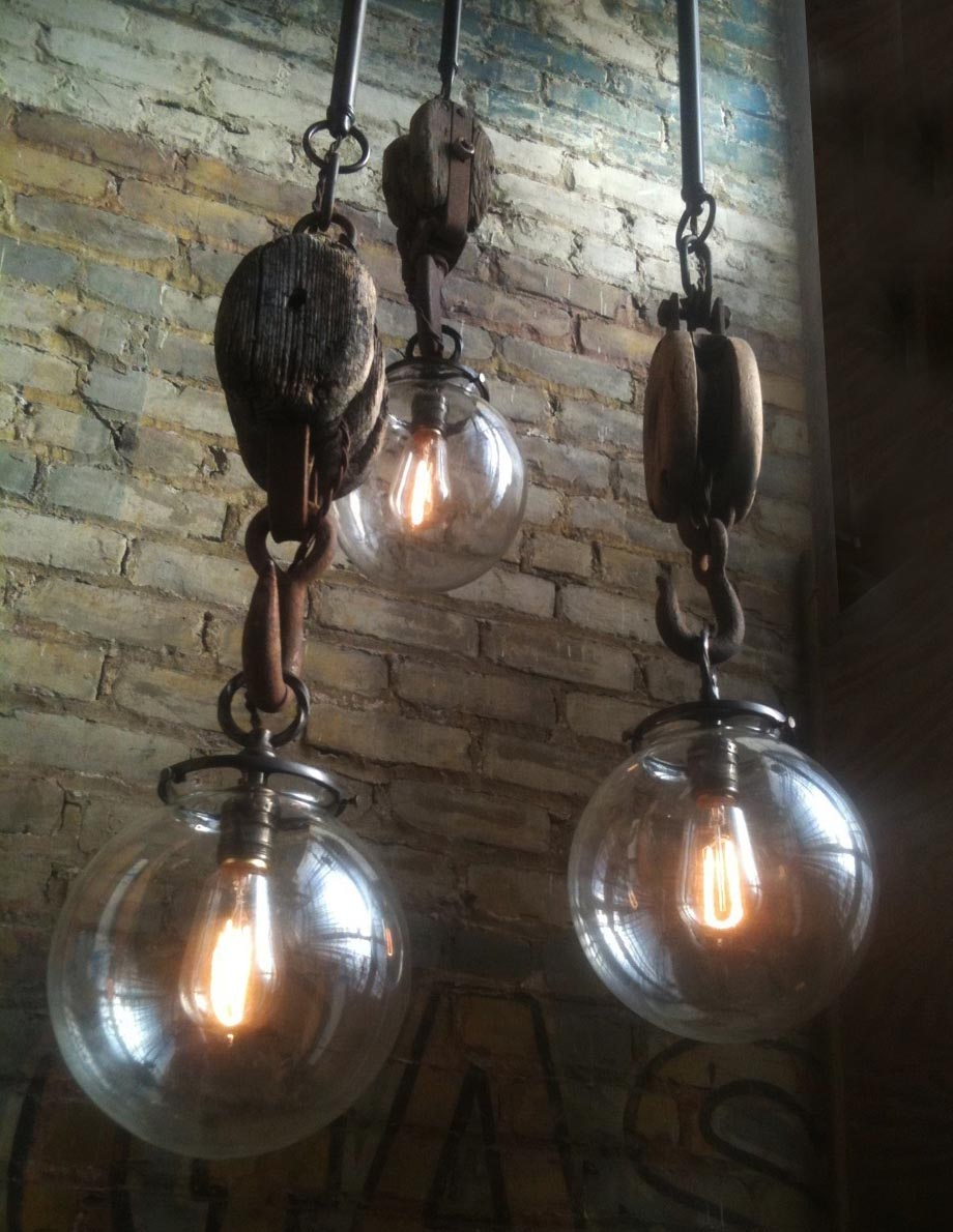 Cool Industrial Lighting Fixtures