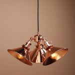 Copper Bathroom Lighting Fixtures