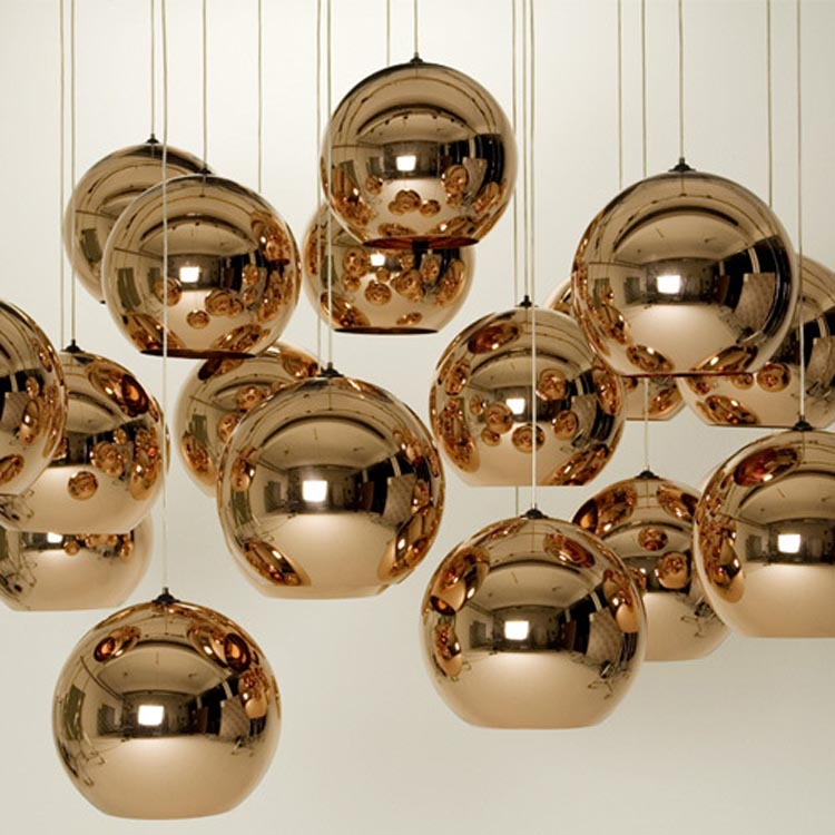 Copper Colored Light Fixtures