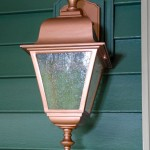 Copper Finish Light Fixtures