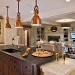 Copper Kitchen Lighting Fixtures