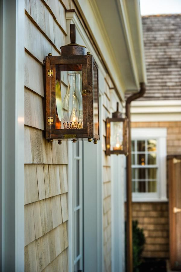 Copper Light Fixtures Exterior