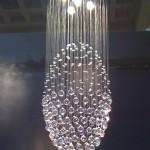 Crystal Foyer Light Fixtures