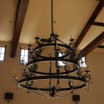 Custom Iron Lighting Fixtures