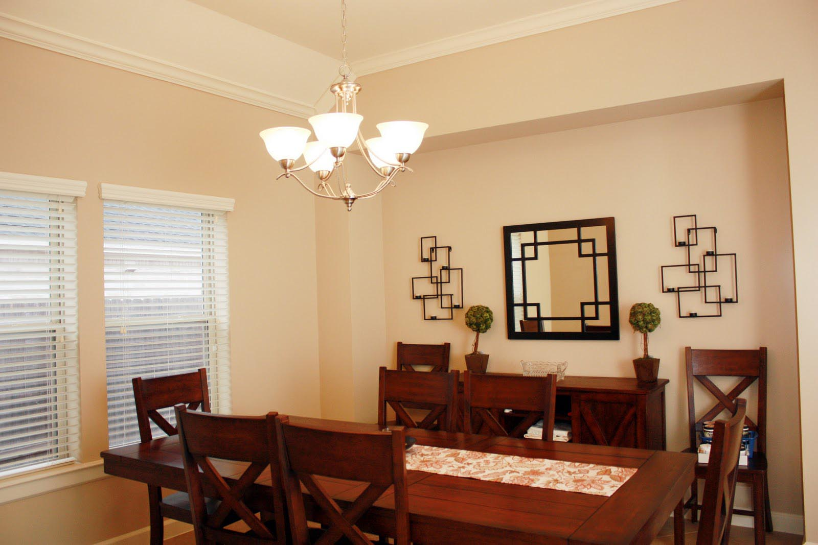 Dining Area Light Fixtures
