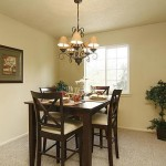 Dining Area Lighting Fixtures