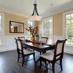 Dining Light Fixture Height