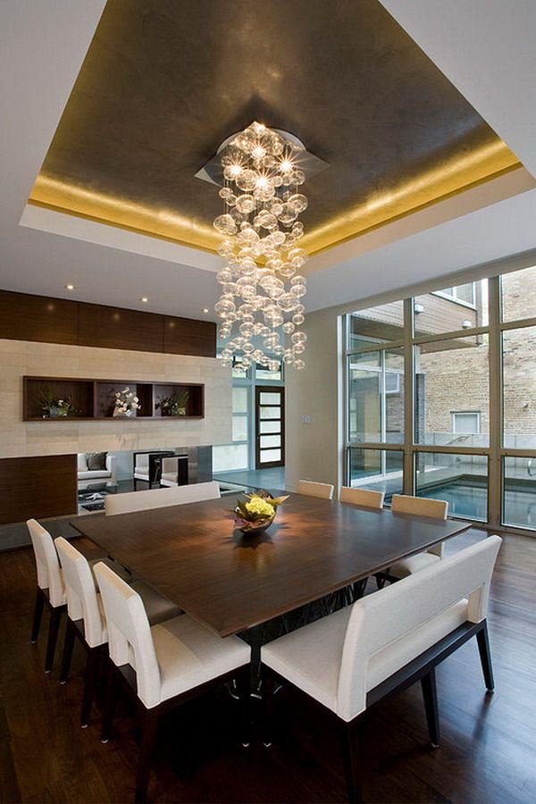 Dining Light Fixtures Contemporary