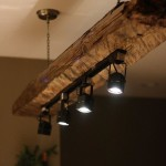 DIY Wooden Light Fixture