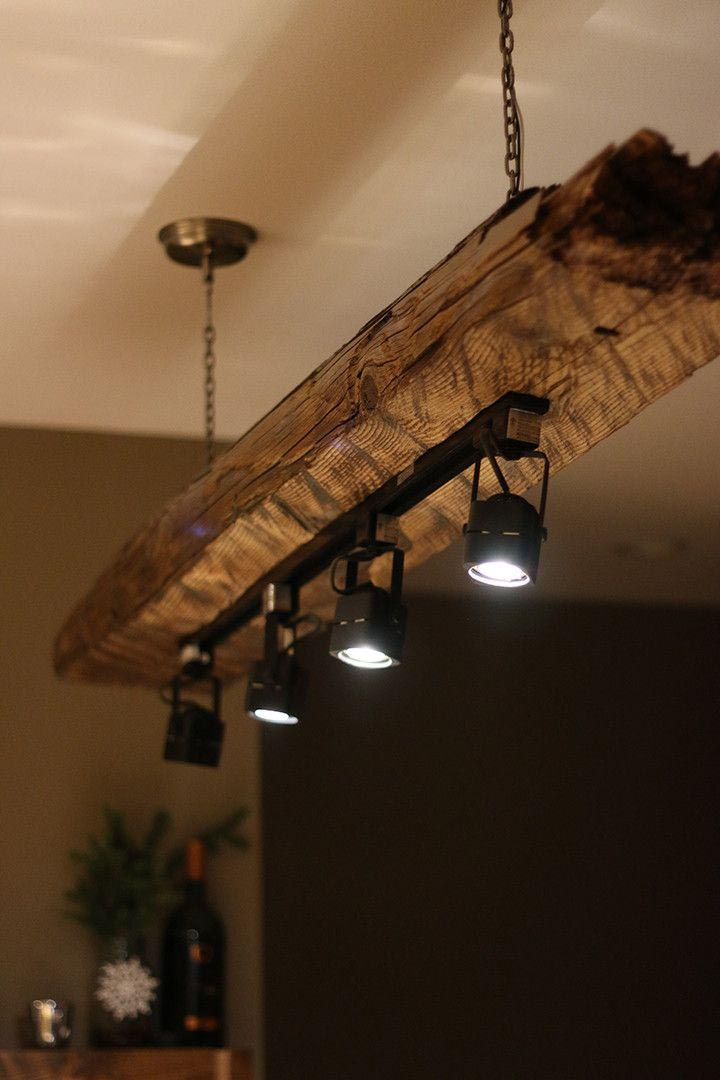 Diy Wooden Light Fixture Light Fixtures Design Ideas