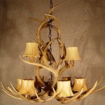 Elk Antler Lighting Fixtures