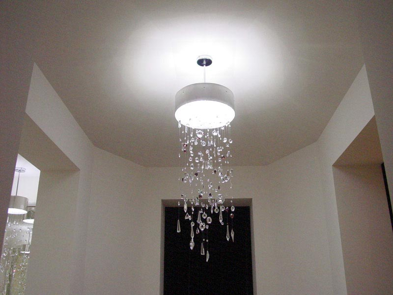 marita lighting clear w ceiling light lowes at fans pl semi mount com brushed in shop nickel kichler flush fixture glass
