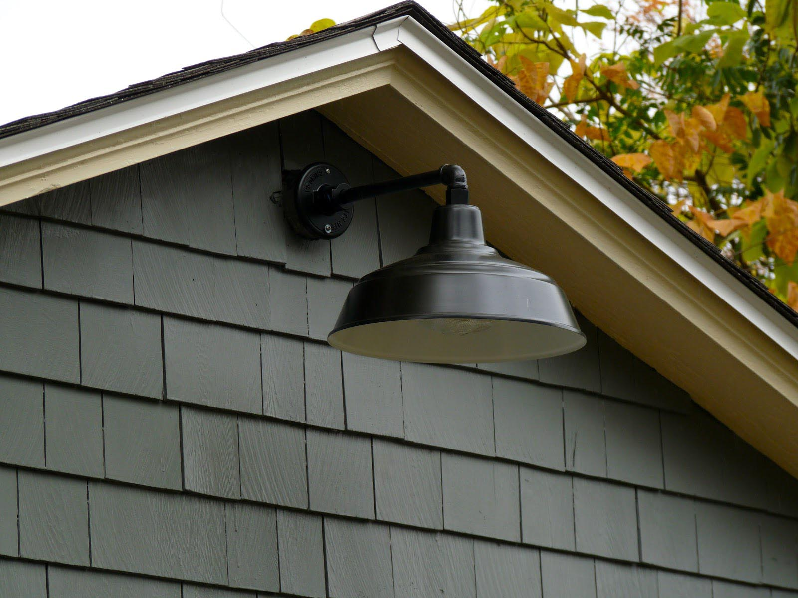 Exterior barn lighting fixtures lighting ideas for Exterior lighting design