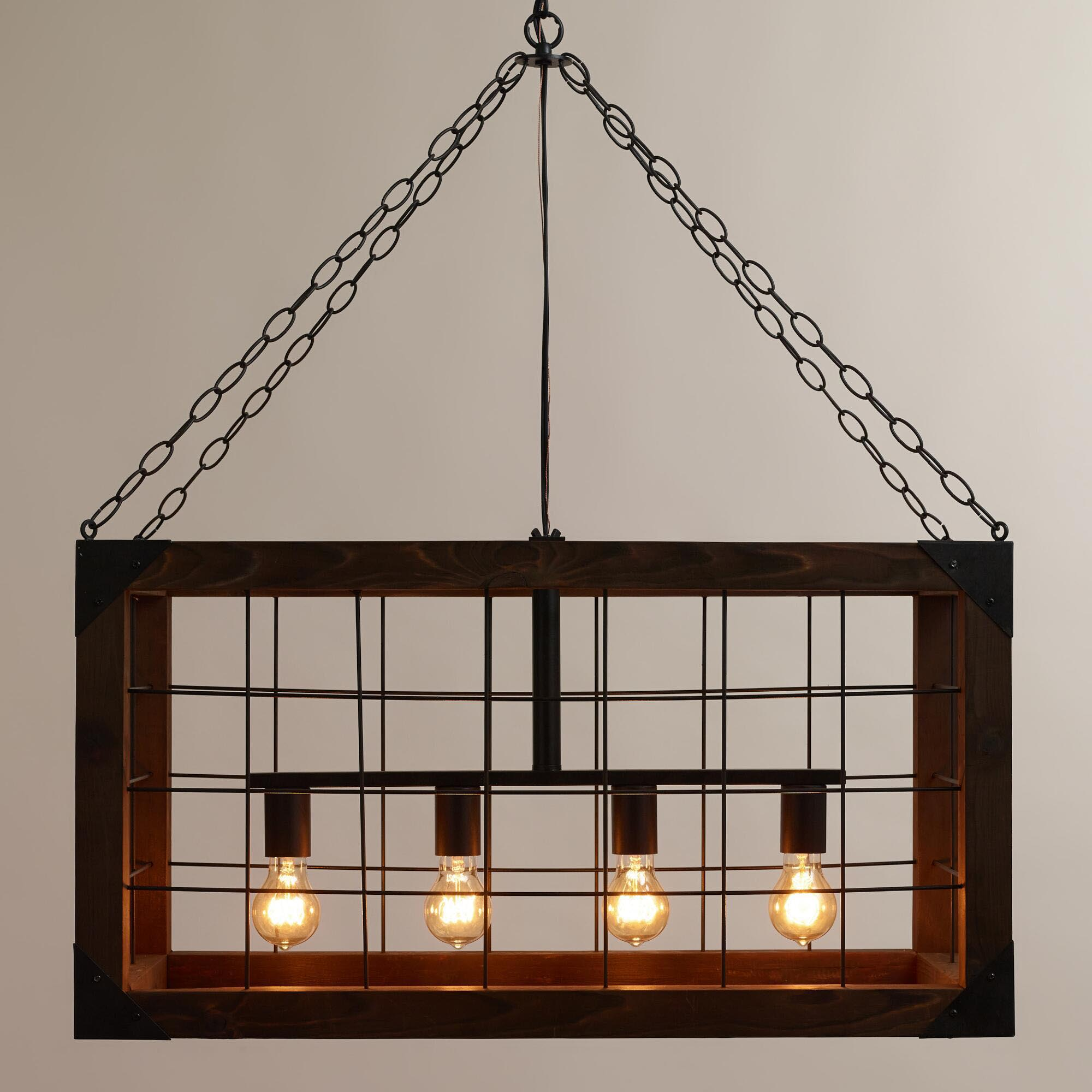 Farmhouse Pendant Light Fixtures