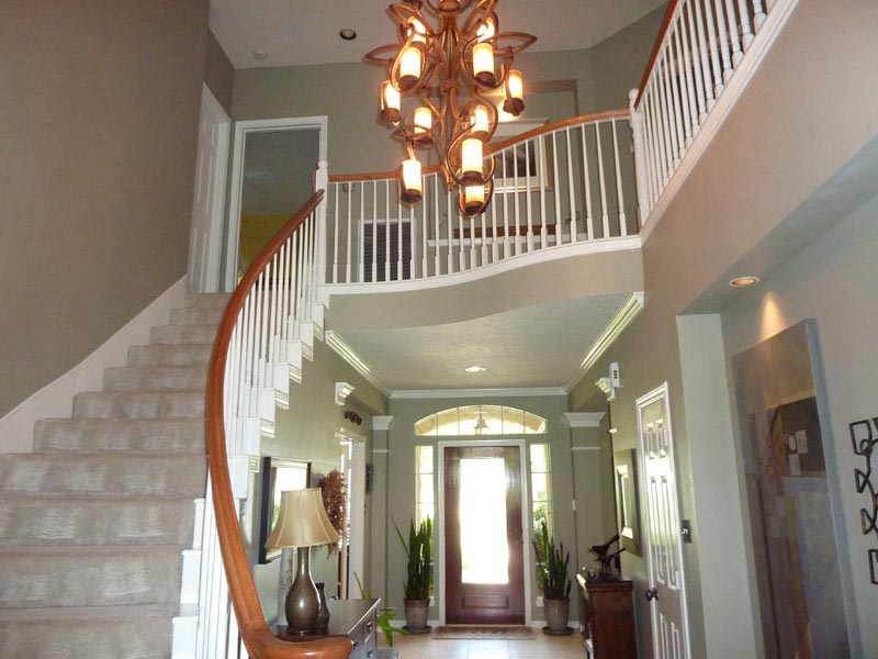 Tall Foyer Lighting : Foyer chandelier lighting fixtures light design