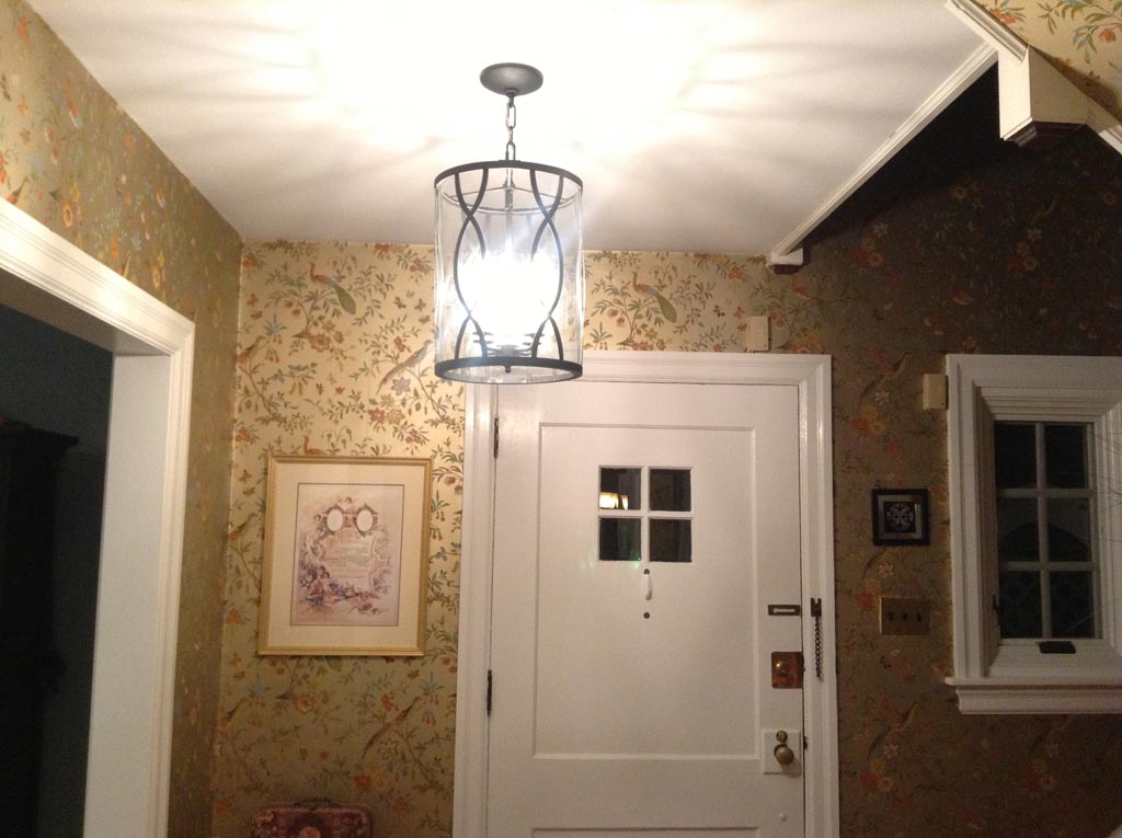 Entry Foyer Hanging Light : Foyer hanging light fixtures design ideas