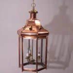 Hanging Copper Light Fixtures